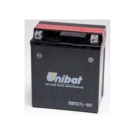 Batteria unibat cbtx7l – bs