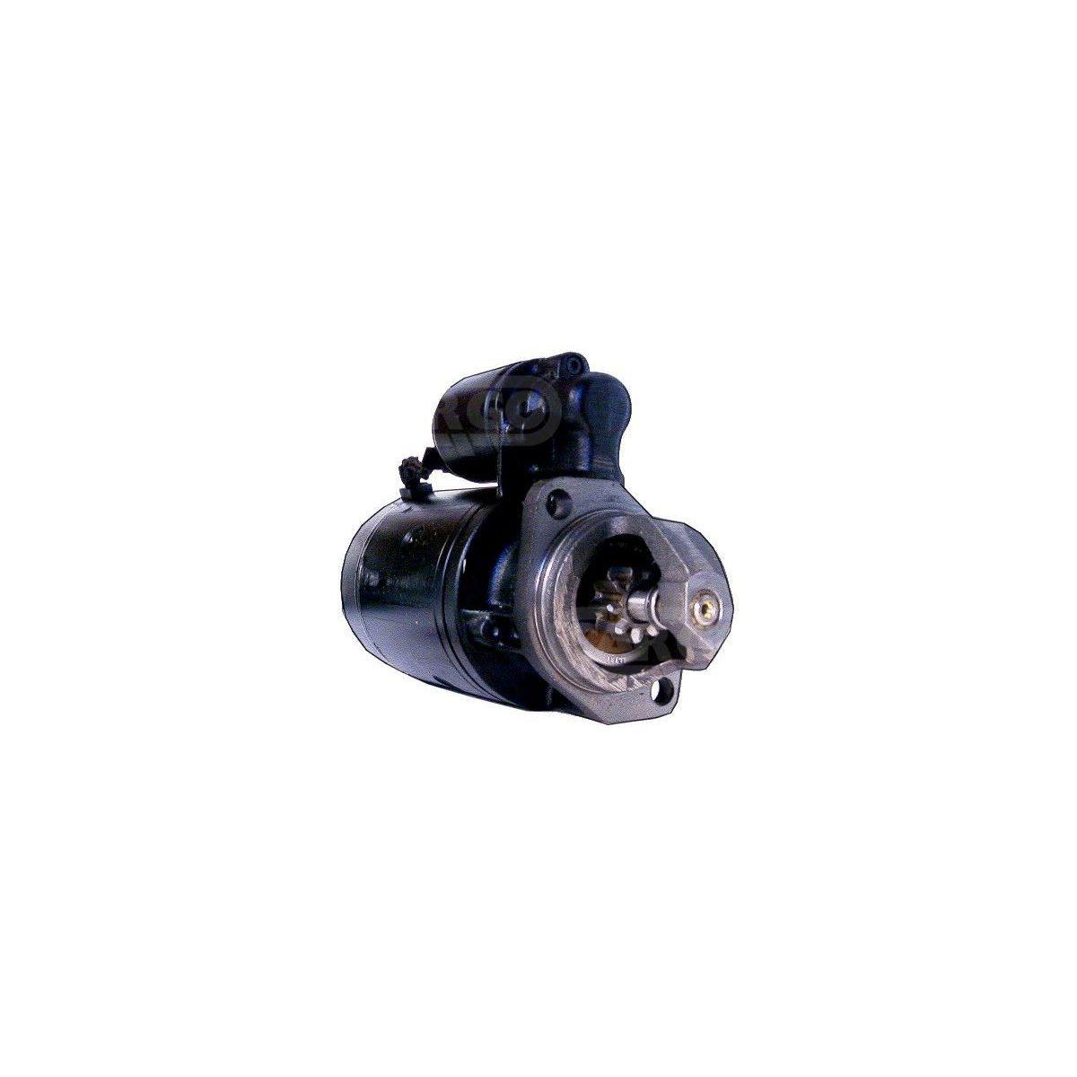 Motorino avviamento BOSCH compatibile 12V  1,9KW SABB DIESEL, SALANZI DVA DIESEL 0001366014