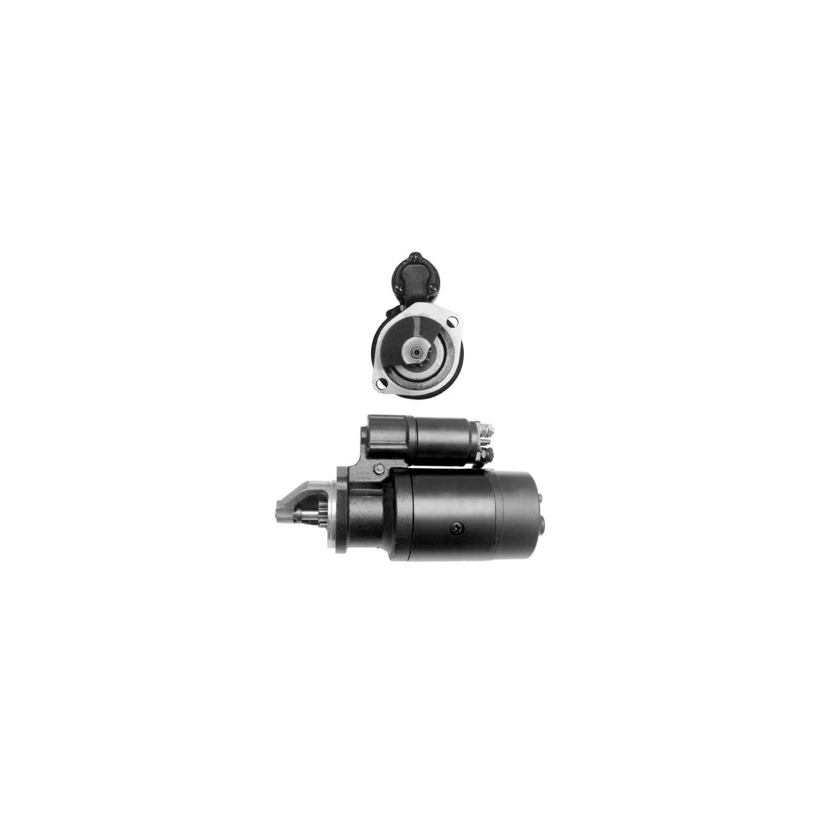 Motorino avviamento compatibile BOSCH 12V – 2,7KW  HEAVY DUTY 0001362074