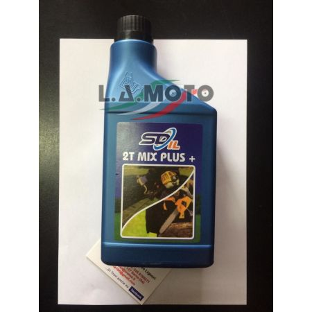Olio Miscela 2 TEMPI MIX PLUS Motosega – Decespugliatore – Tosasiepi – Giardinaggio – Agricoltura – Varie