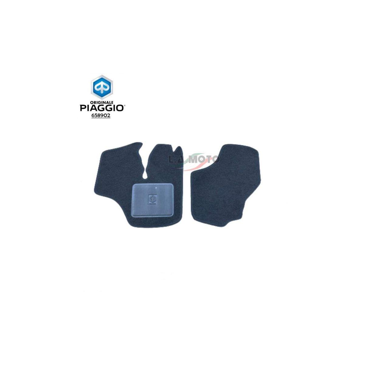 658902 – Coppia tappetini per Piaggio Porter originale Piaggio