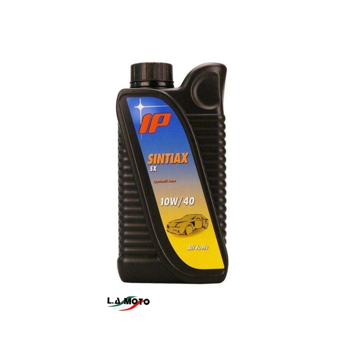 Olio motore IP sintiax  10W40 – 1L