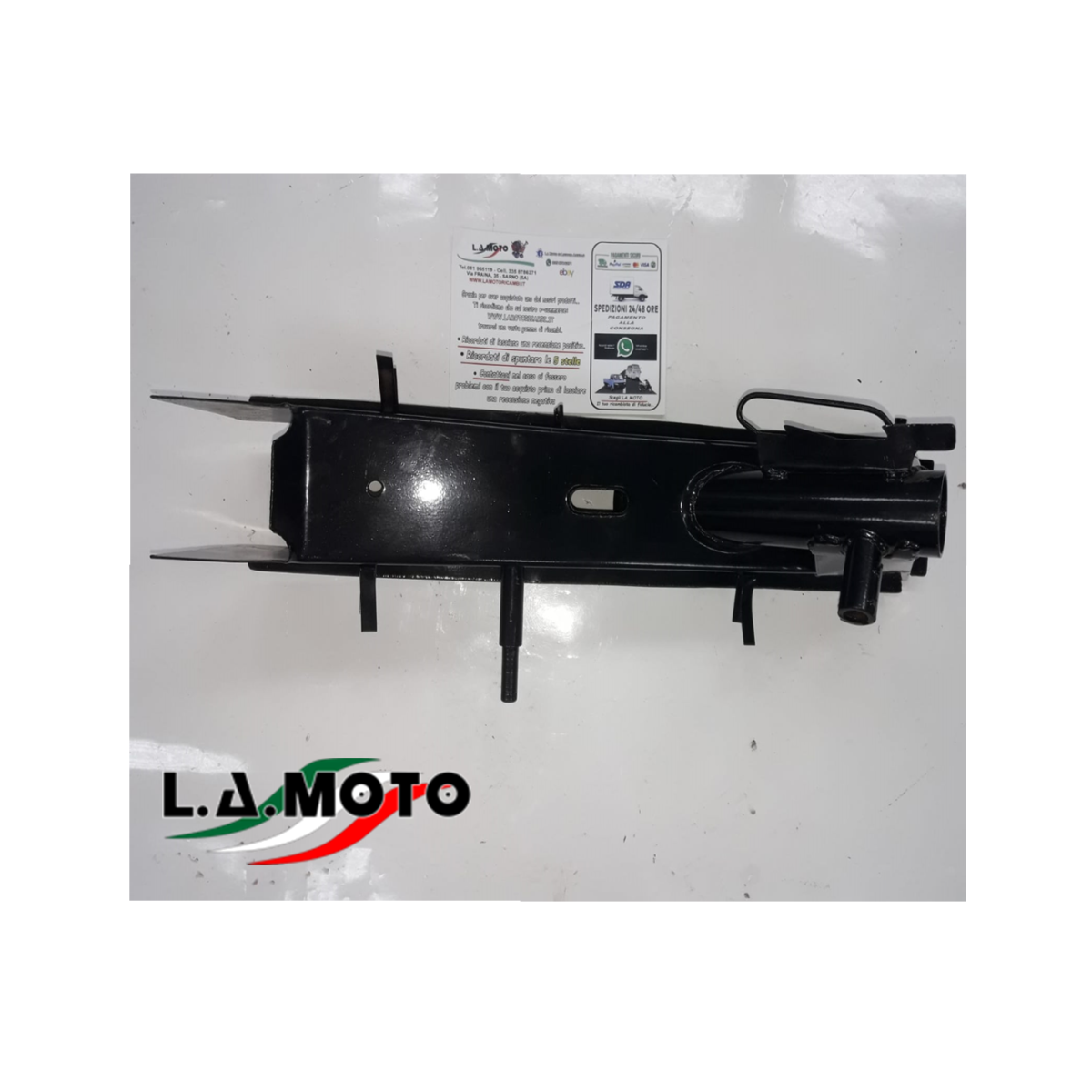 SLE33 – Traversa posteriore pavimento cabina