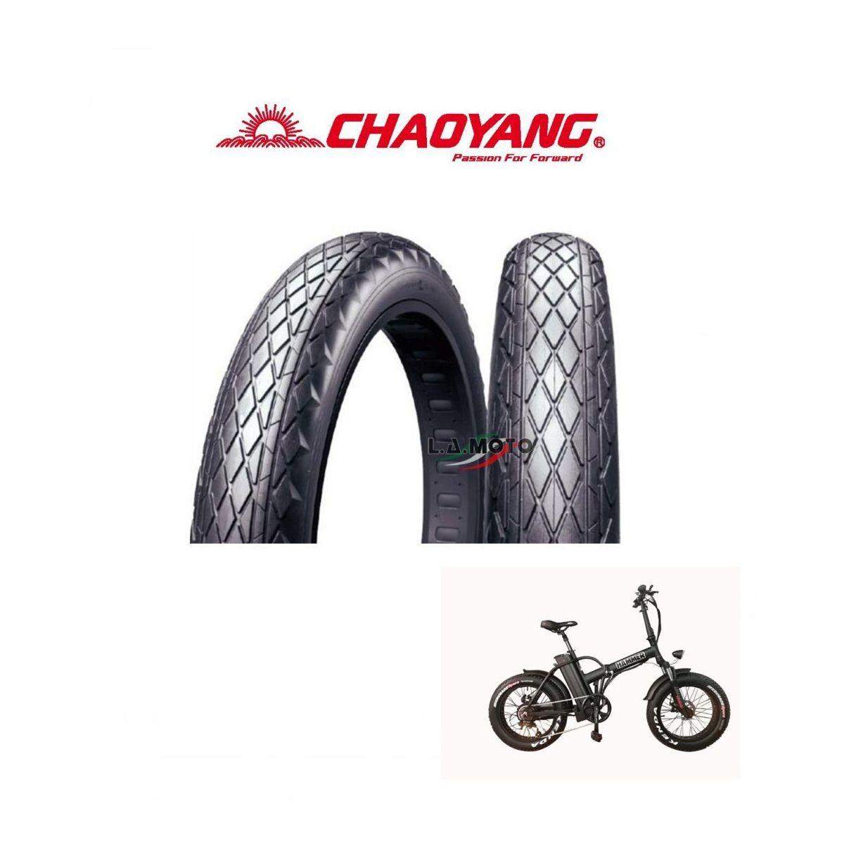 CHAOYANG Copertone fatbike Sandstorm 20×4.00