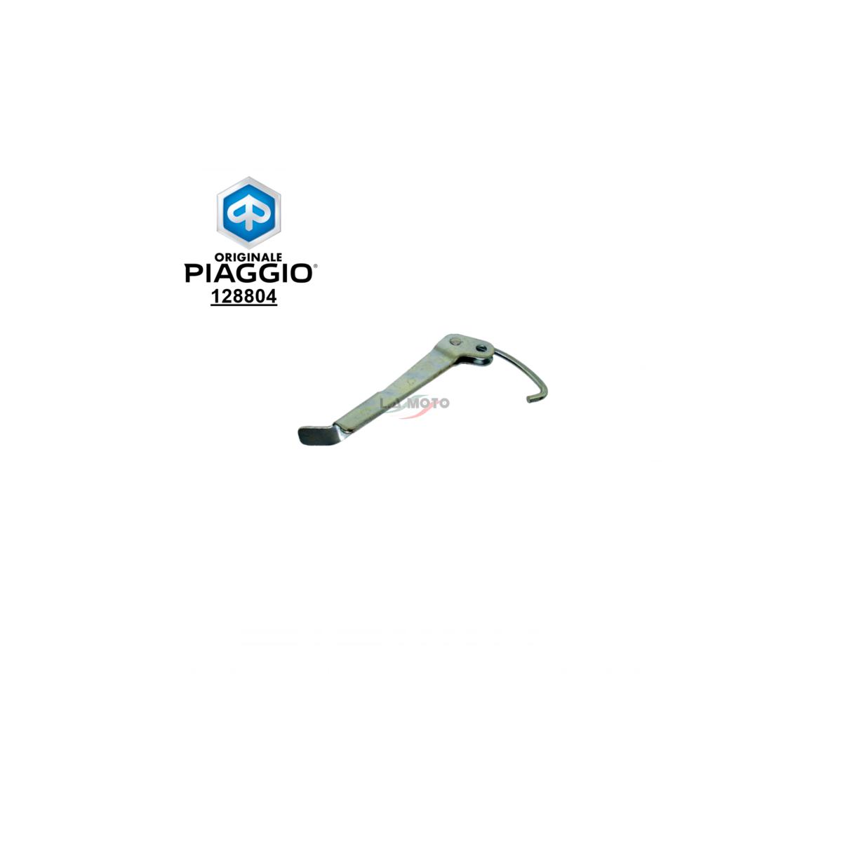 128804 – LEVA PIANALE SPONDE POSTERIORE SINISTRA ORIGINALE PIAGGIO APE