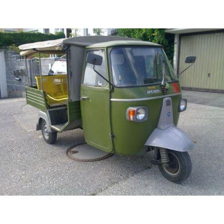 119722-Parafango ORIGINALE anteriore APE MP