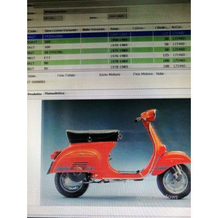 INGRANAGGIO MOTORE PER VESPA 50 – 125 cod. 152664