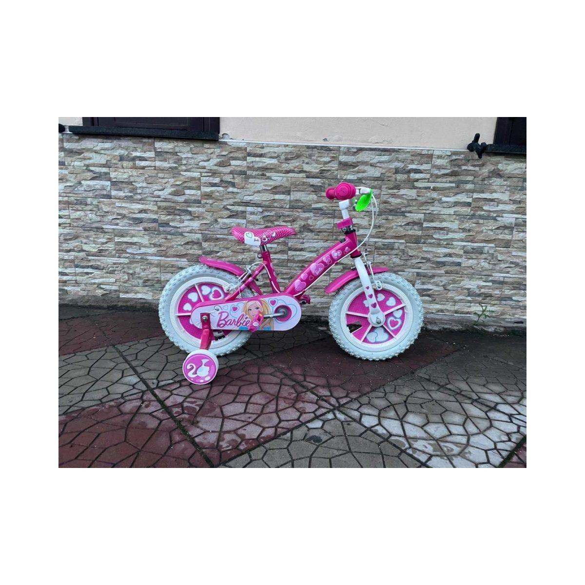 Bici bicicletta  BARBIE  da bambina 10