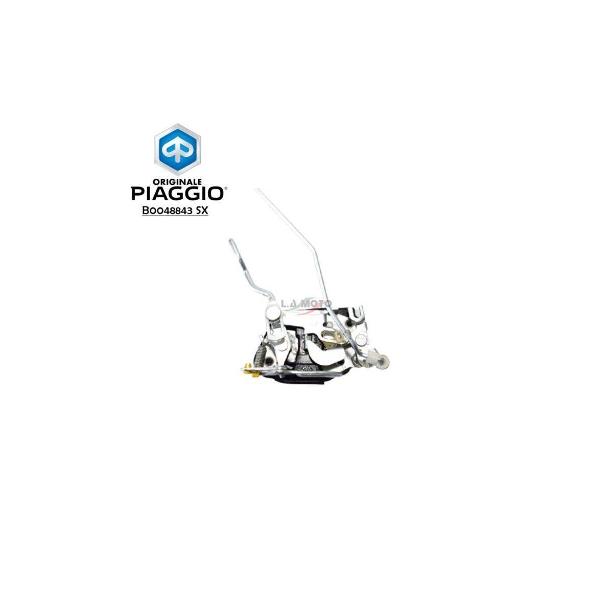 B0042843 – SERRATURA PORTA ANTERIORE SINISTRA ORIGINALE PIAGGIO PORTER-QUARGO