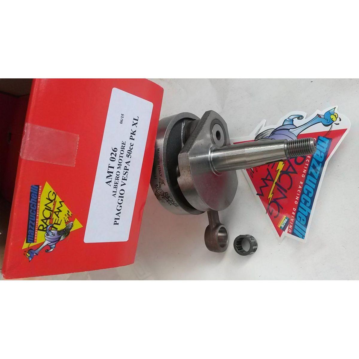 Albero motore mazzucchelli