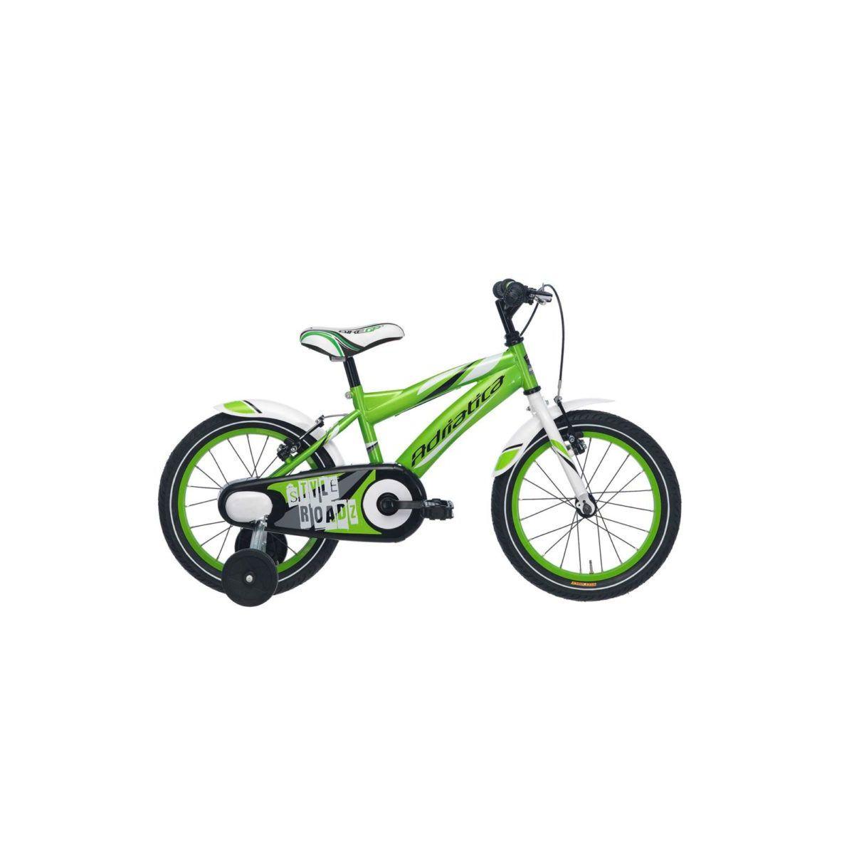 Bicicletta boy 12 verde