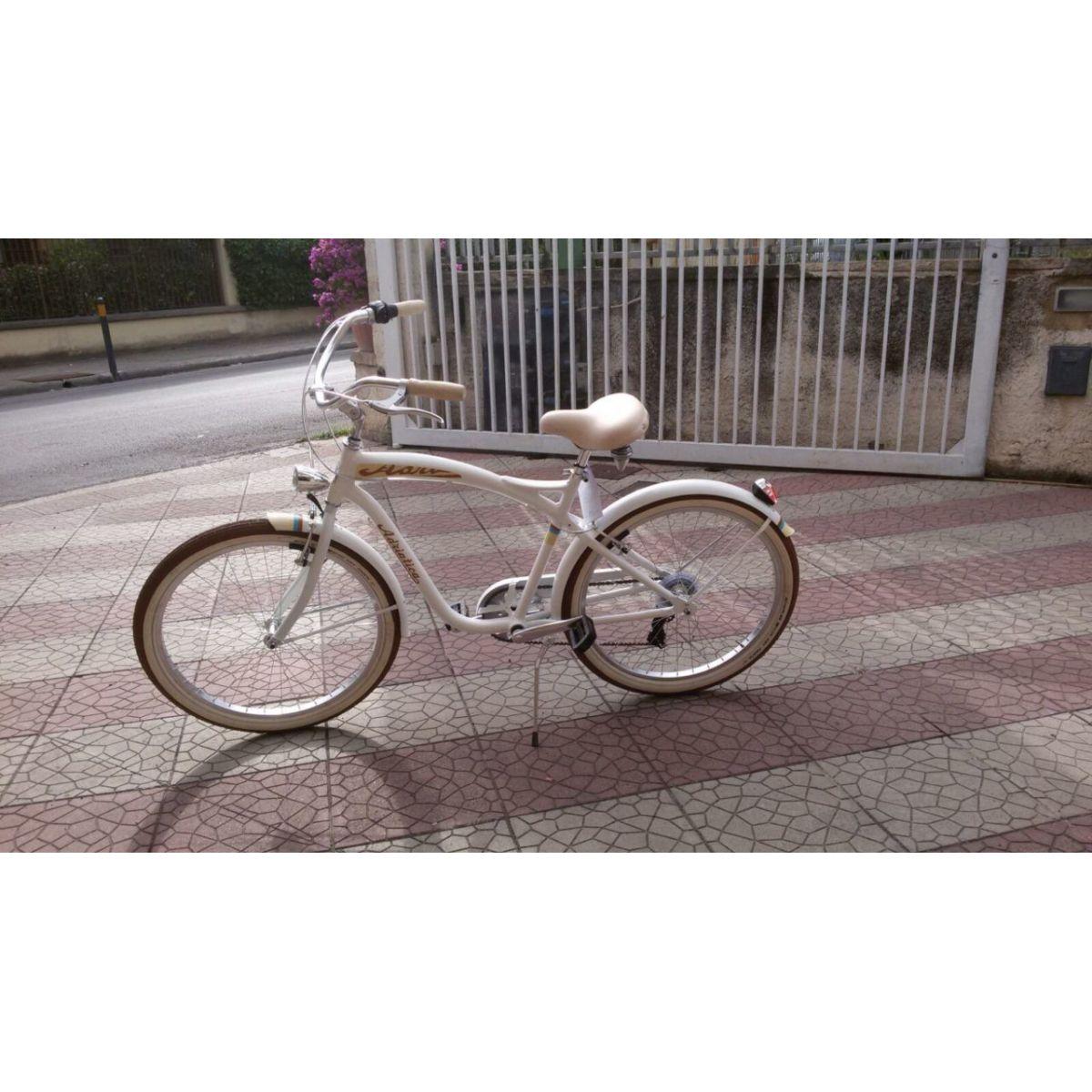 Bici Cruiser Alu