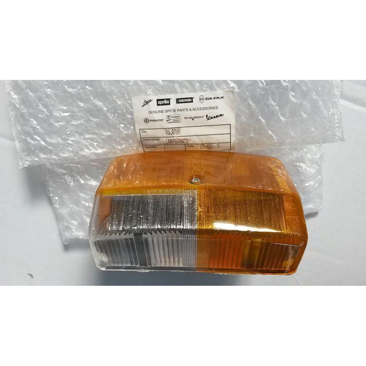 Fanalino 501 Ape Piaggio anteriore destro 163090