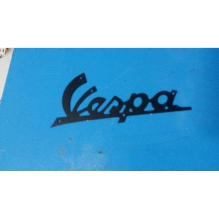 """Scritta """"Vespa"""""""