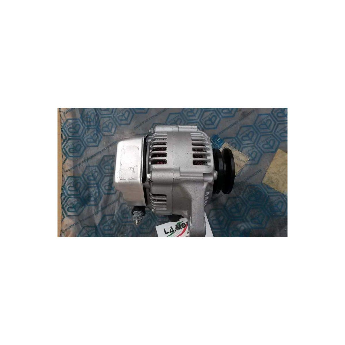 ALTERNATORE  12V/40A PIAGGIO 500 Porter Quargo lombardini motore auto 50