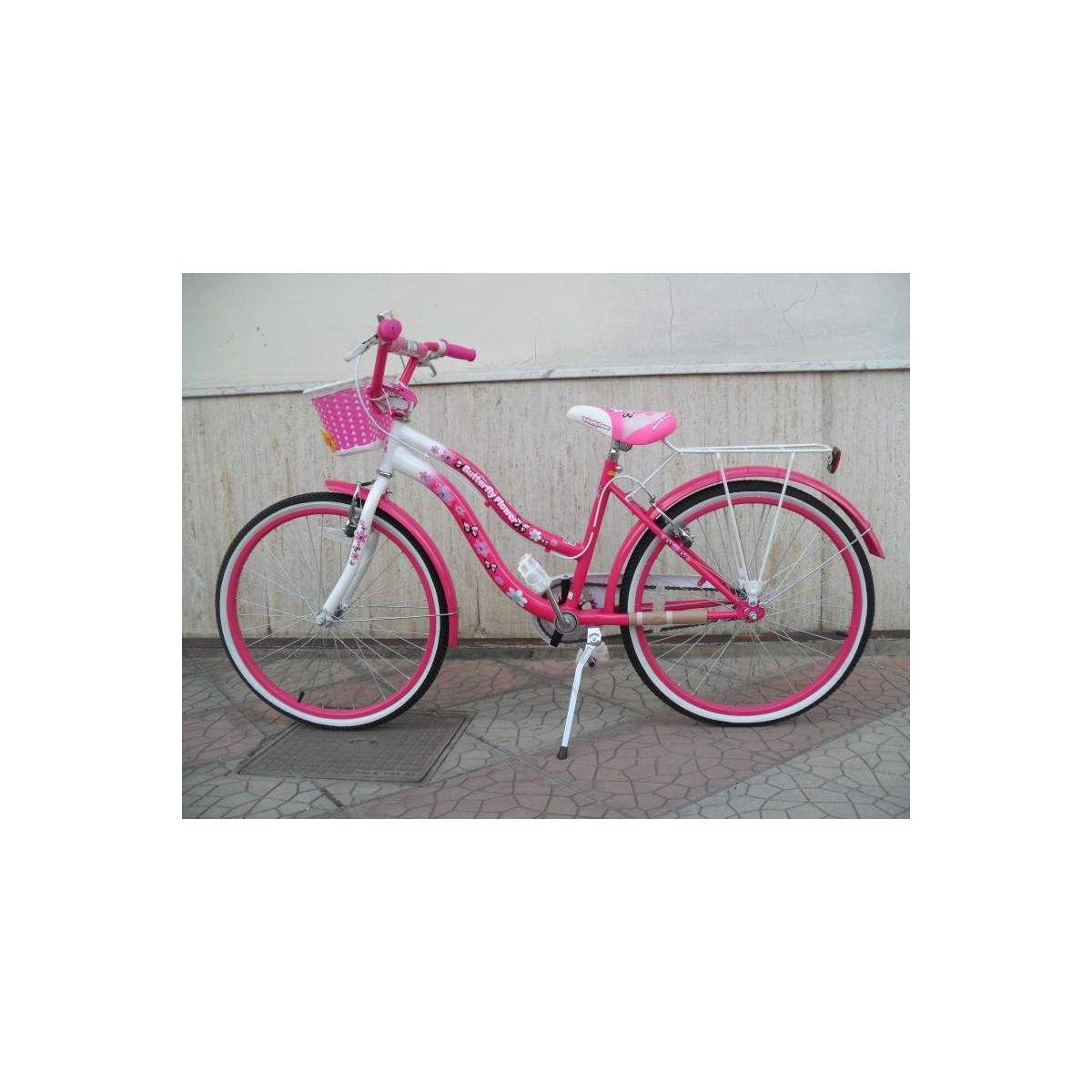 Bicicletta Butterfly misura 24