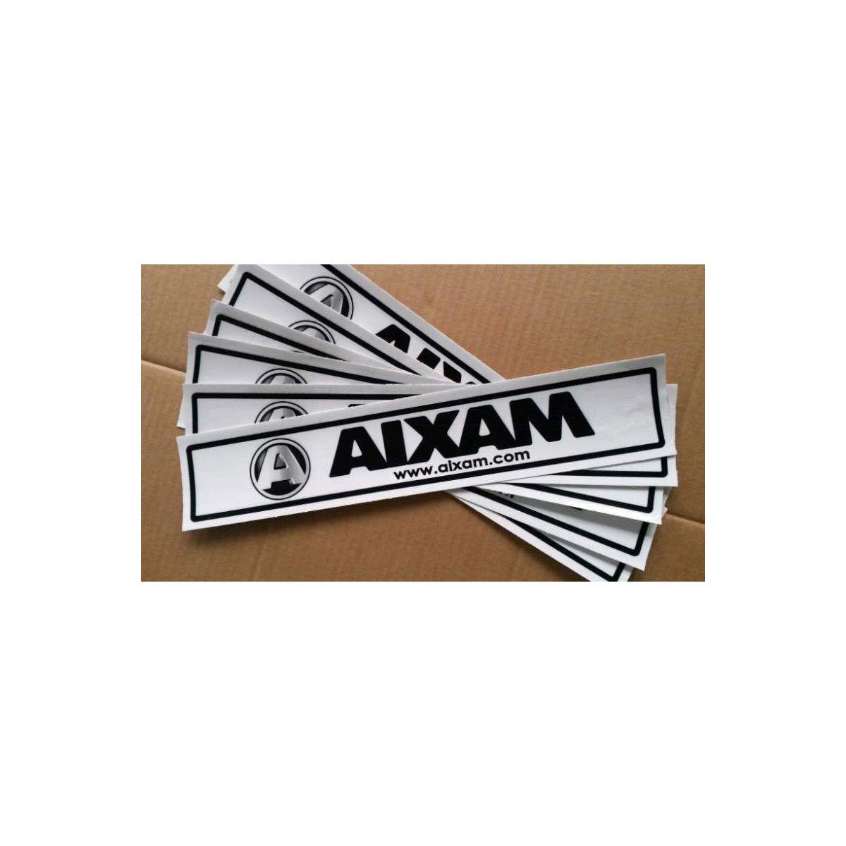 Scritta AIXAM