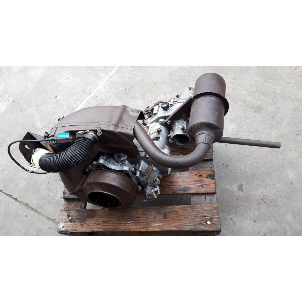 motore completo di differenziale per Piaggio pentarò Ape AC1 AC2 AC3 AC4