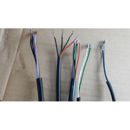 Impianto elettrico per Vespa
