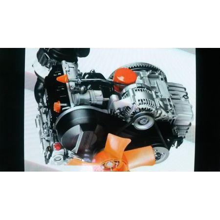 ALTERNATORE 12V/40A PIAGGIO 500-700 Porter Quargo lombardini motori