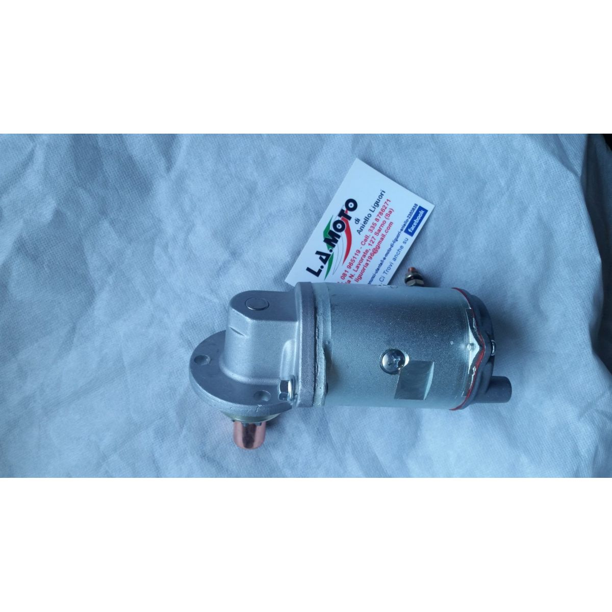 motorino di avviamento per vespa PX 125  150  200