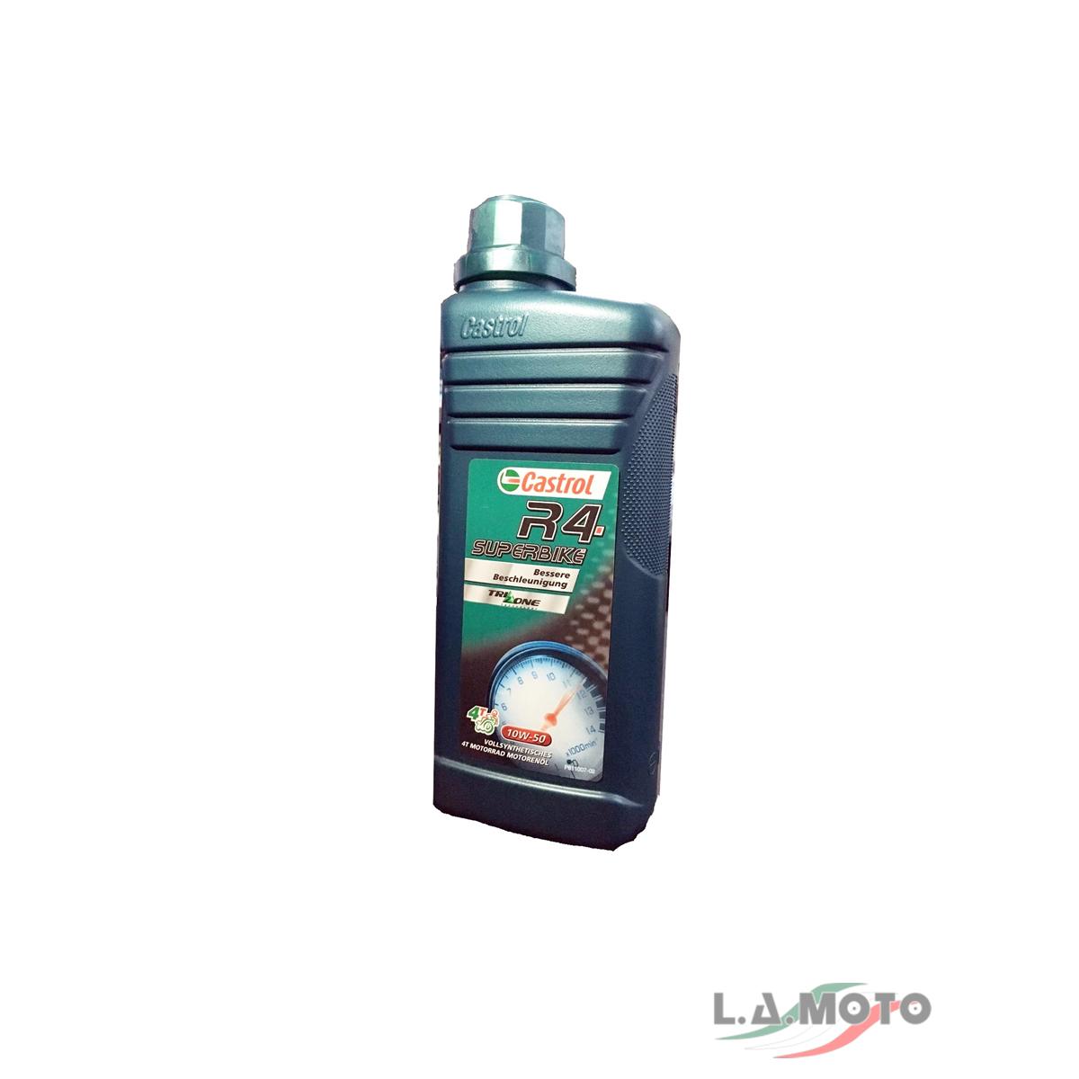 Olio Castrol r4 10w50
