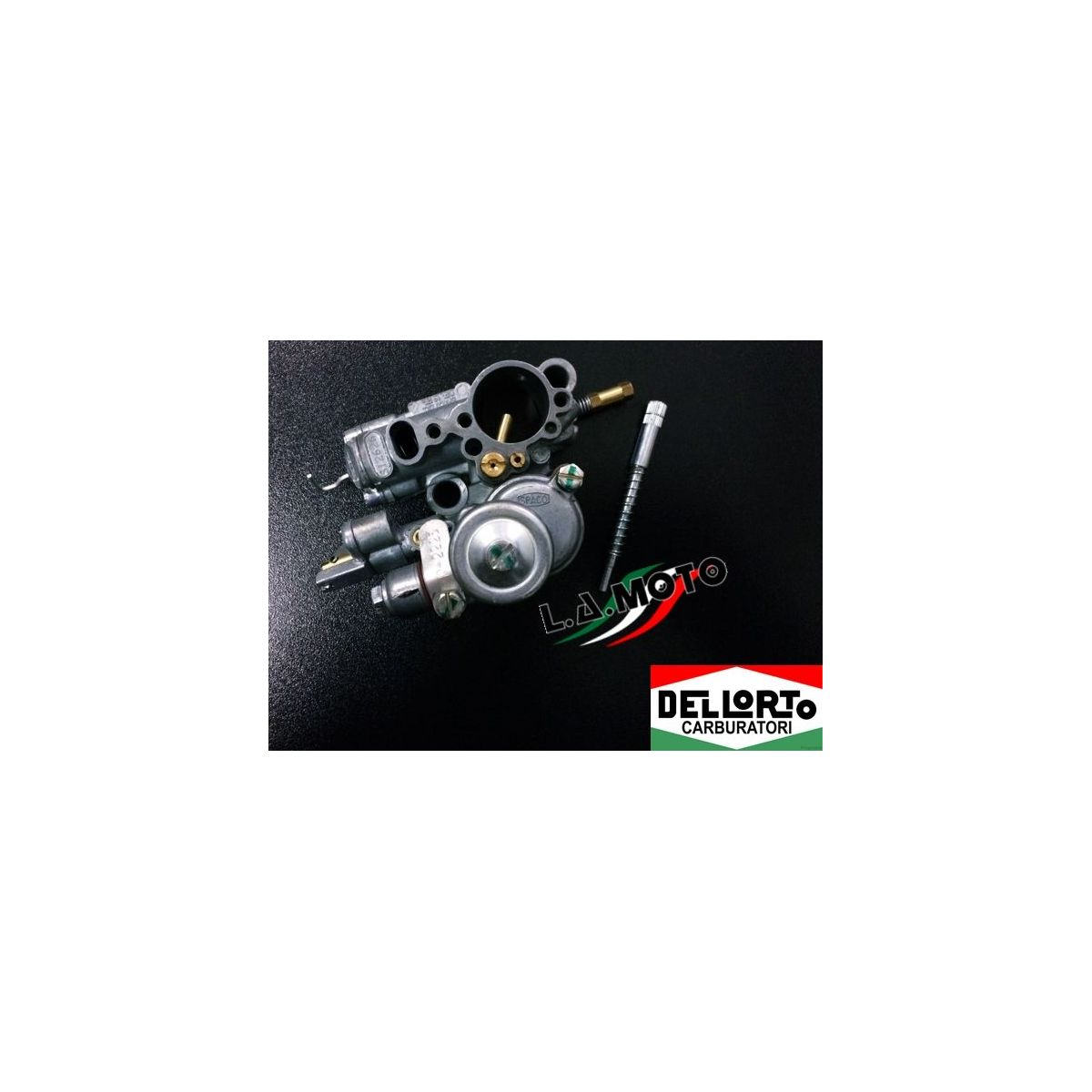 Carburatore -DELLORTO SI2626G (Ø=25mm)- Vespa T5 125ccm 125 (tipo con lubrificazione separata)
