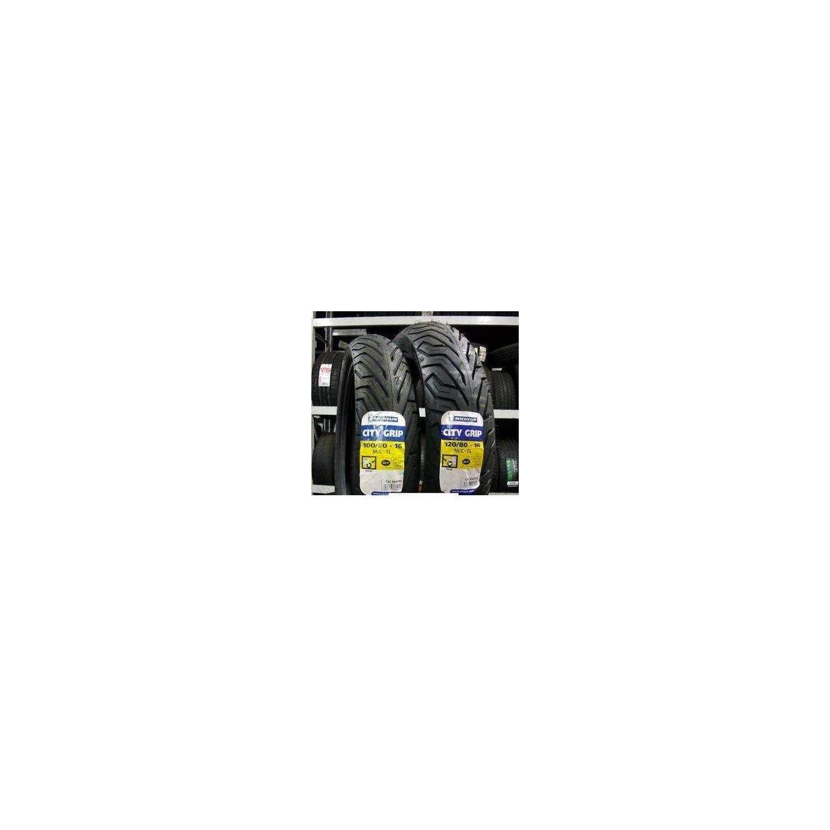 Coppia pneumatici Michelin City Grip per SH 125/150