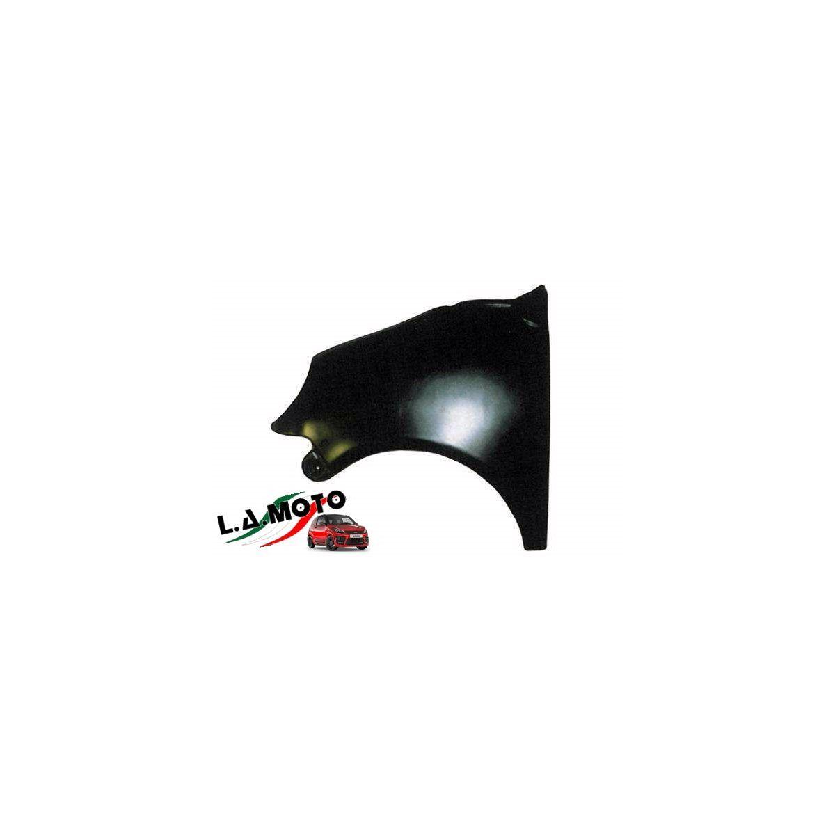 PARAFANGO ANTERIORE SINISTRO AIXAM 500.4-PICK UP-MINIVAN