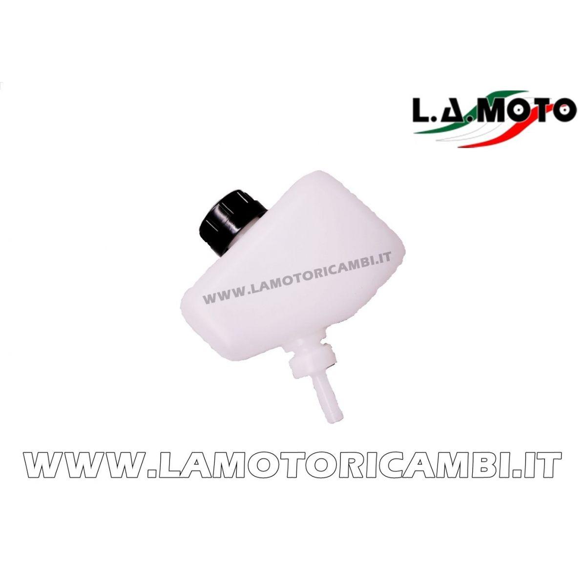SERBATOIO OLIO FRENI PER APE MP-TM-CAR RIFERIMENTO CODICE 126134