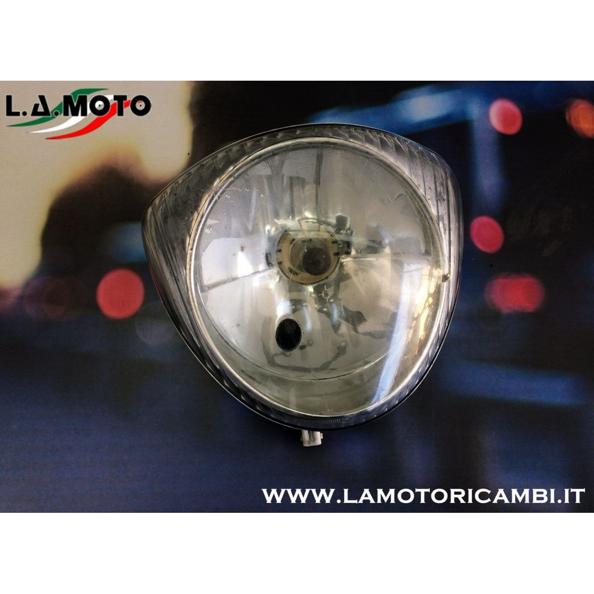 Faro Fanale Piaggio Liberty 2004>2008 Fly 2005>2011 Usato