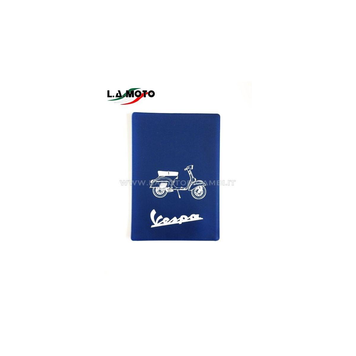 Tasca Porta documenti vintage per VESPA 125 150 160 180 200 GT GTR SPRINT VELOCE TS RALLY GS SS GL portadocumenti