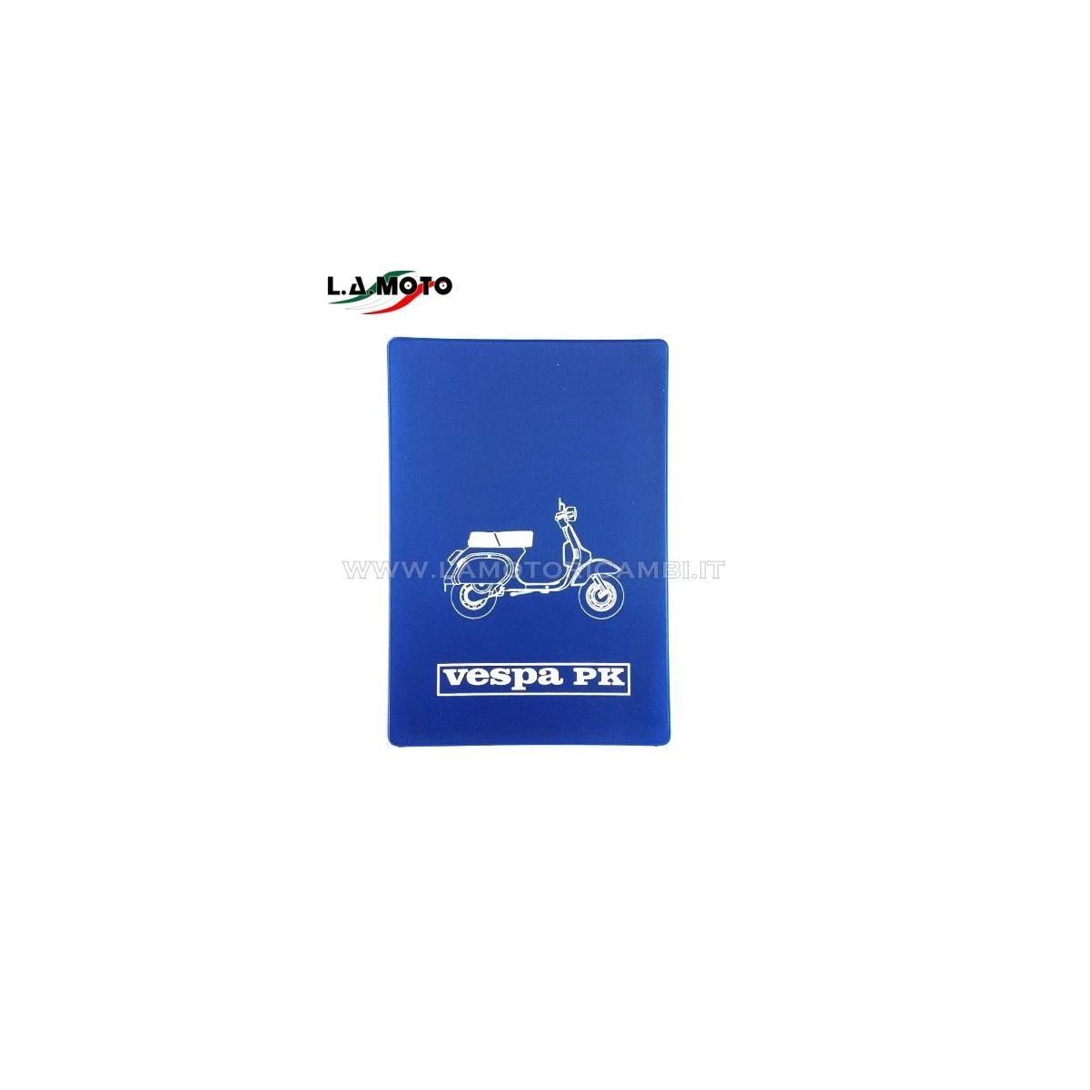 Tasca Porta documenti vintage per VESPA 50 125 PK S XL RUSH N FL FL2 HP AUTOMATICA PLURIMATIC