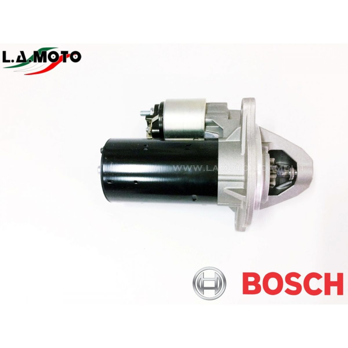 MOTORINO D'AVVIAMENTO BOSCH 0001218774 PER IVECO DAILY-IVECO CITYCLASS-IVECO GRINTA-IVECO SCUDATO