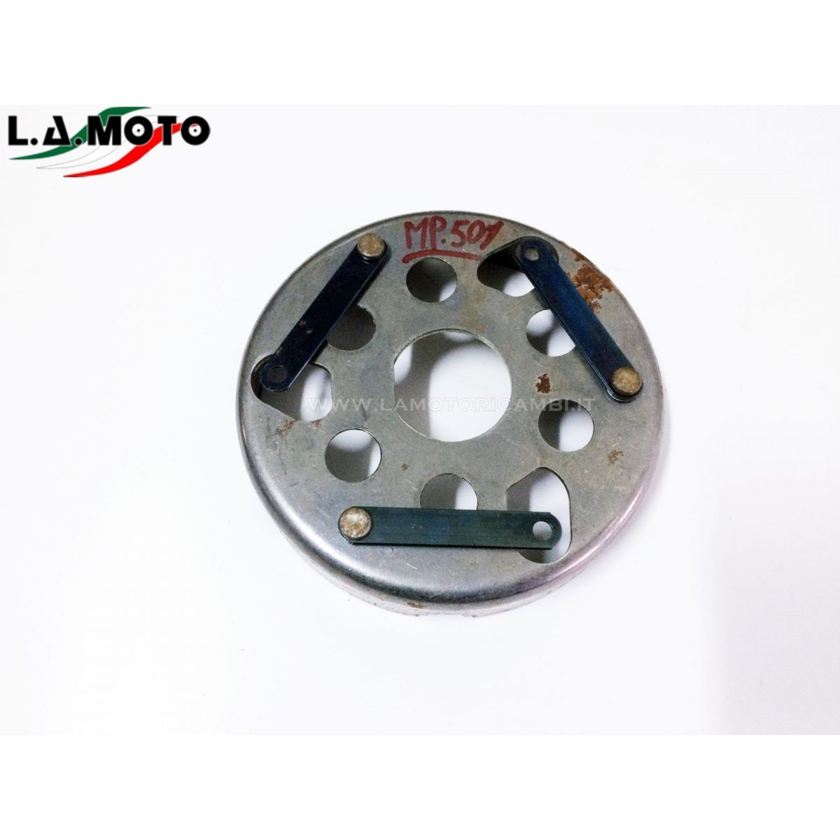 SCATOLA FRIZIONE ORIGINALE PIAGGIO PER PIAGGIO APE  MP 501 221406