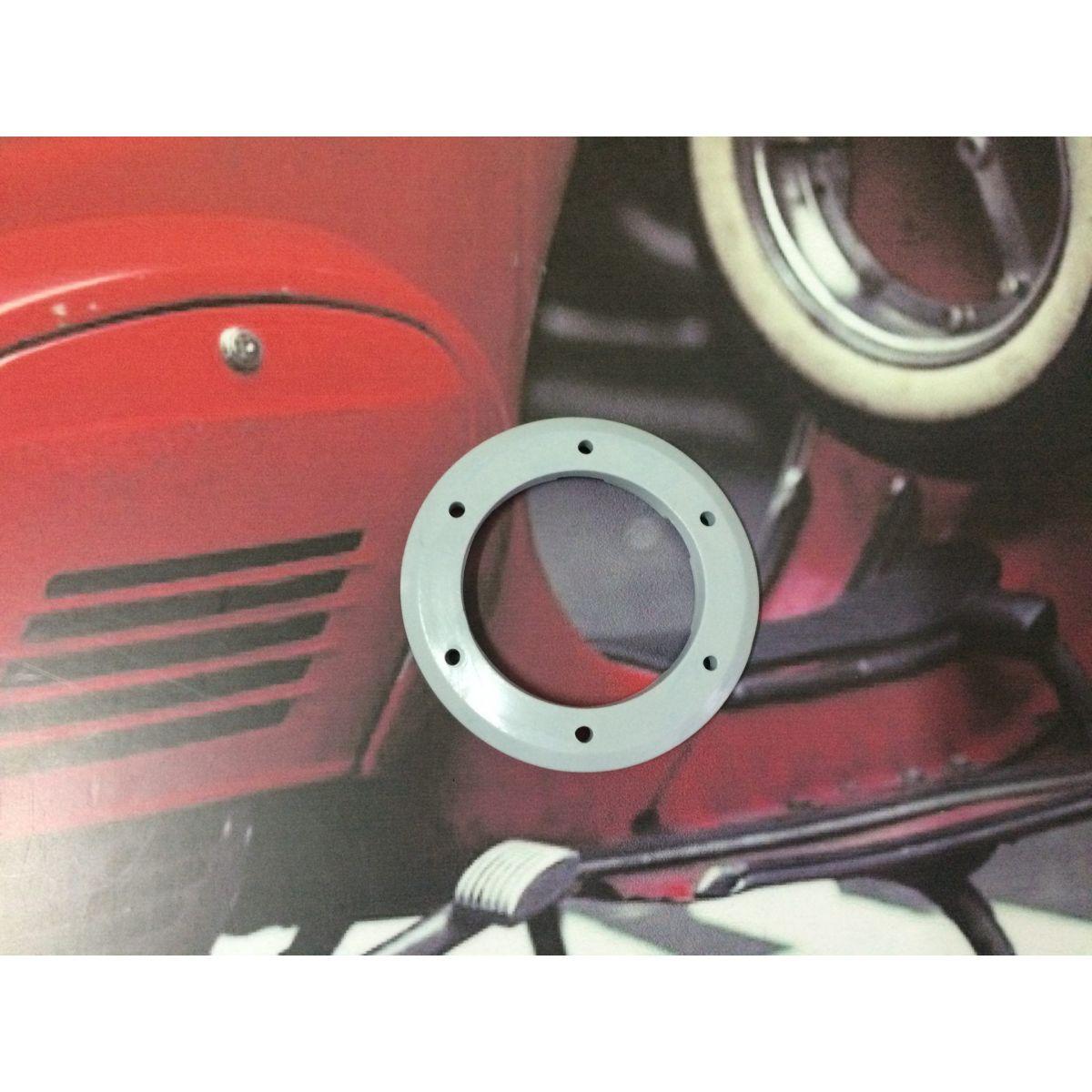 Guarnizione clacson grigia per VESPA 125 150 180 cc. SUPER GT GTR GL SPRINT VELOCE RALLY SS qualità italiana