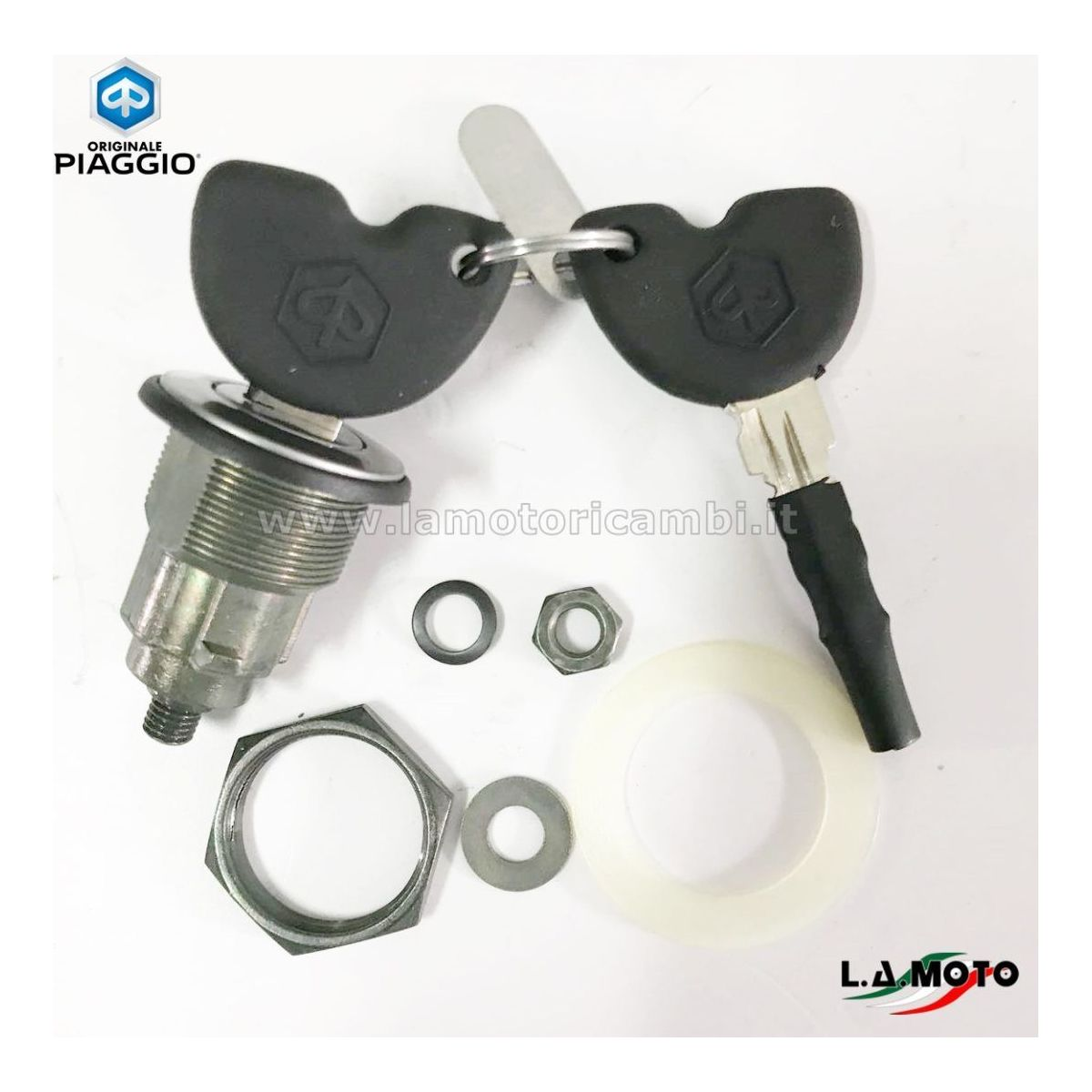 Kit serratura bauletto Liberty/Fly/X8