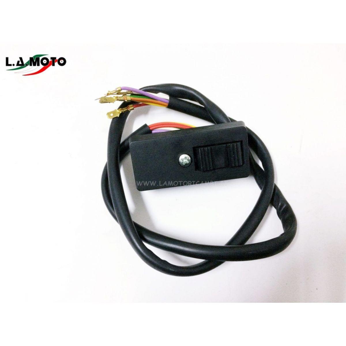 Commutatore lampeggiatori per VESPA PK  r.o. 215669
