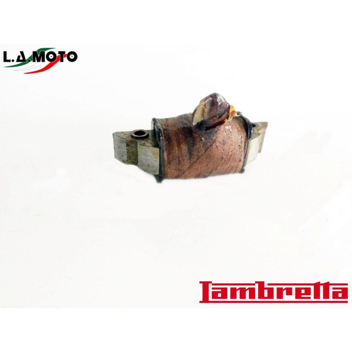 BOBINA ACCENSIONE VOLANO FILSO 4 POLI LAMBRETTA E
