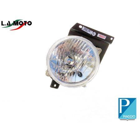 FARO FANALE ANTERIORE DESTRO PER PIAGGIO QUARGO ORIGINALE PIAGGIO 613771