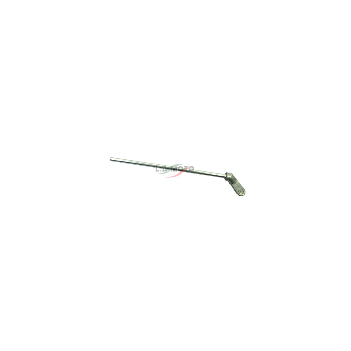 ASTA RUBINETTO BENZINA IN ALLUMINIO LUNGA 170mm PER VESPA PK S N XL FL FL2 PX PE