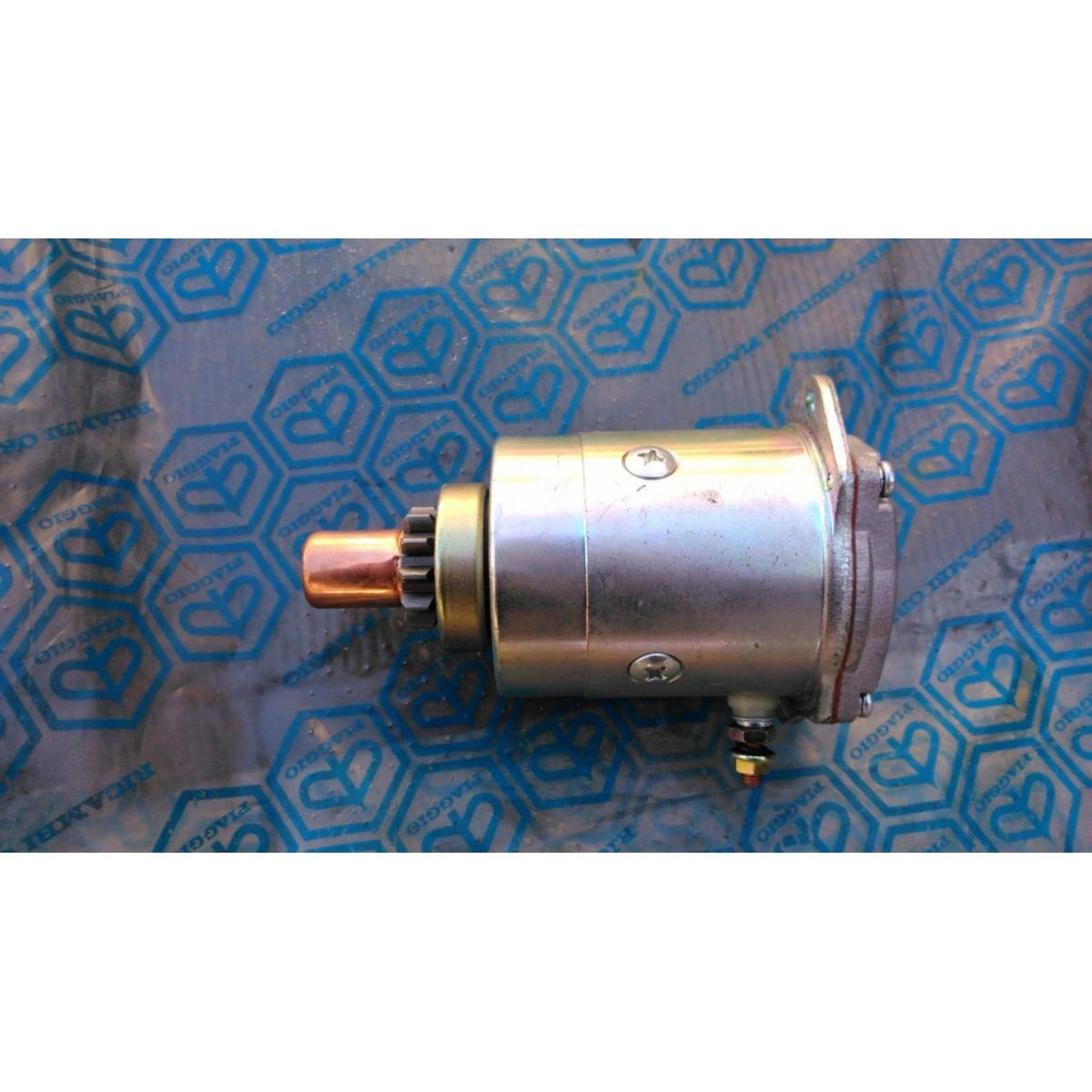 Motorino di avviamento per Vespa 50 125 PK XL automatica Ape 50