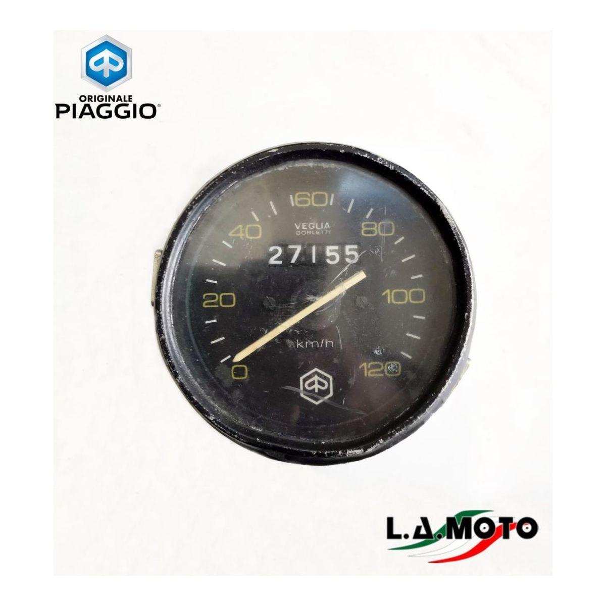 CONTACHILOMETRI ORIGINALE USATO VESPA PX 125 150 200 cc