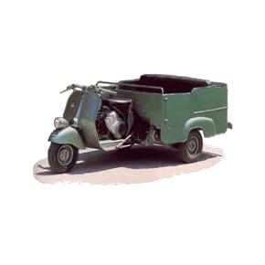 """APE 125 """"A"""" 1948/52"""